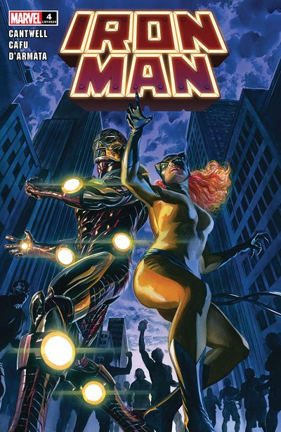 Iron Man #4 (2020)
