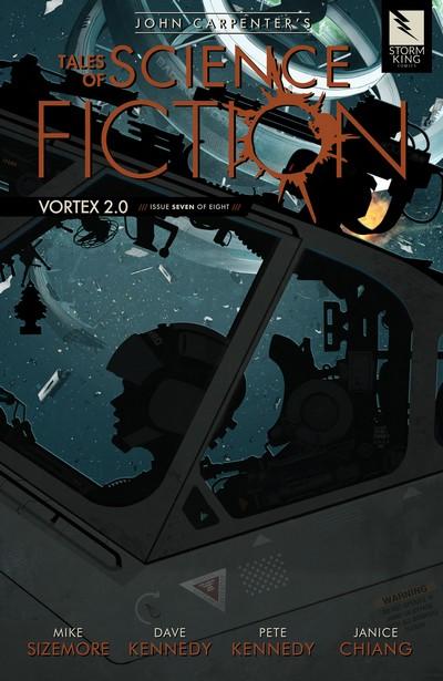 John Carpenter's Tales of Science Fiction – Vortex 2.0 #7 (2020)