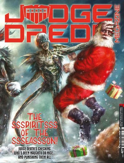 Judge Dredd Megazine #427 (2020)