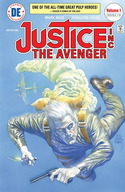 Justice Inc. – The Avenger (TPB) (2016)