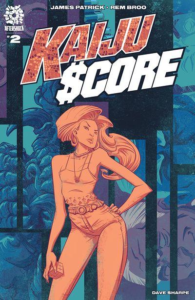 Kaiju Score #2 (2020)
