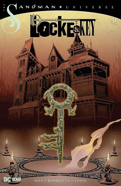 Locke and Key – Sandman – Hell and Gone #0 (2020)