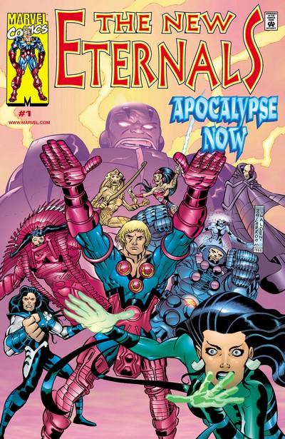 New Eternals – Apocalypse Now #1 (1999)