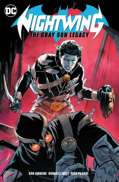 Nightwing Vol. 10 – The Gray Son Legacy (TPB) (2020)