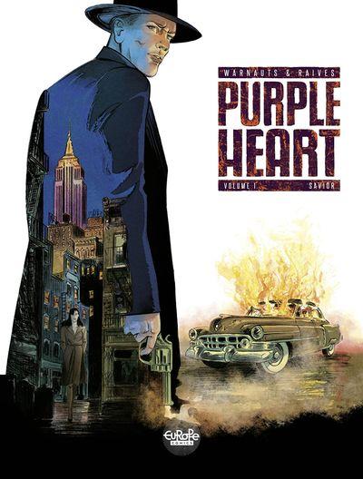 Purple Heart #1 – 2 (2019-2020)