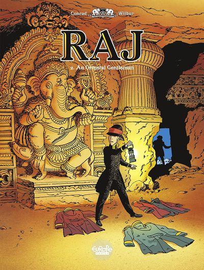 Raj #2 – An Oriental Gentleman (2020)