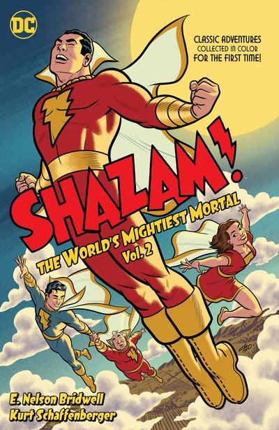SHAZAM! – The World's Mightiest Mortal Vol. 2 (TPB) (2020)