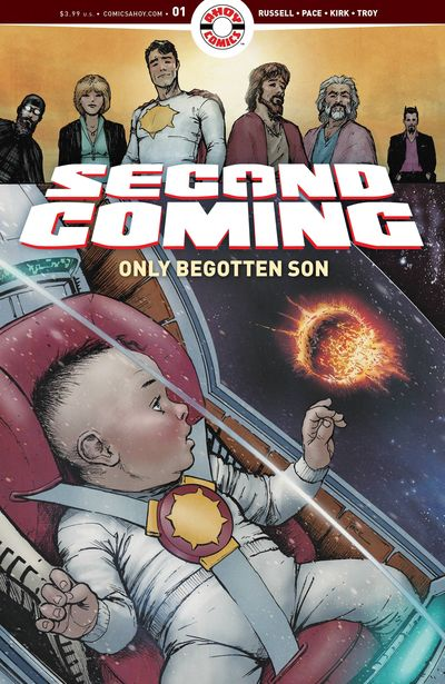 Second Coming – Only Begotten Son #1 (2020)