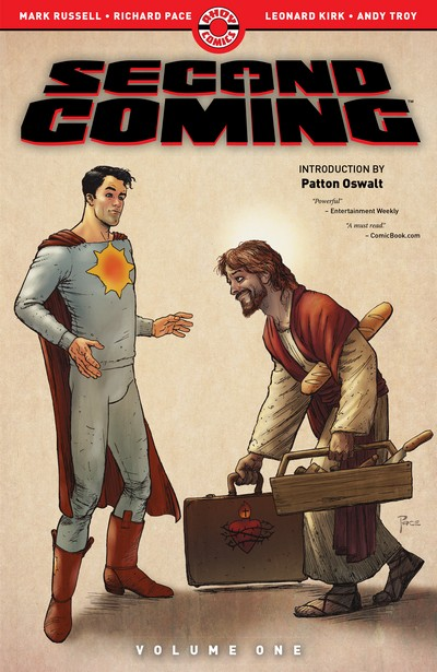 Second Coming Vol. 1 (TPB) (2019)