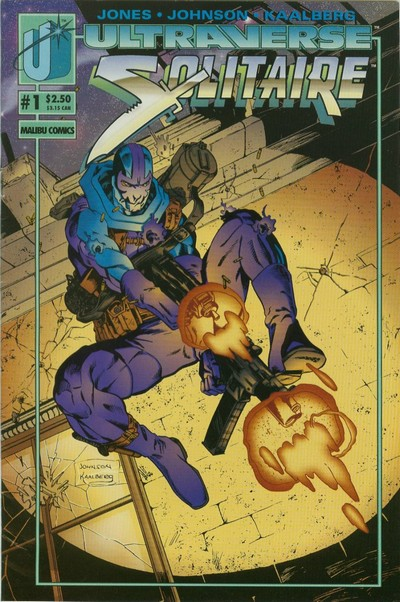 Solitaire #1 – 12 (1993-1994)