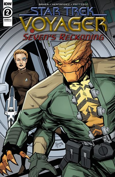 Star Trek – Voyager – Seven's Reckoning #2 (2020)