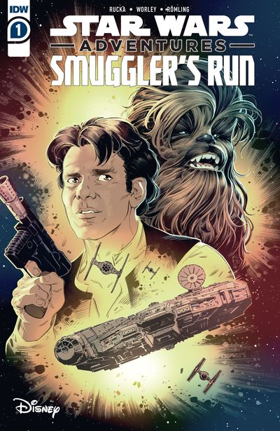 Star Wars Adventures – Smuggler's Run #1 (2020)