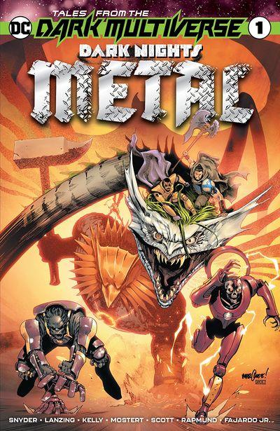 Tales from the Dark Multiverse – Dark Nights Metal #1 (2020)
