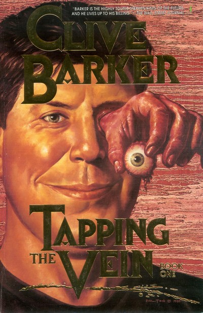 Tapping The Vein Book 1 – 5 (1989-1992)