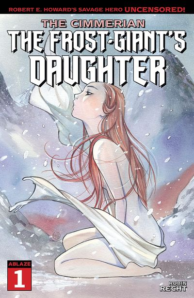 The Cimmerian – The Frost-Giant's Daughter #1 (2020)