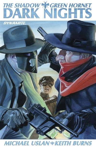 The Shadow – Green Hornet Vol. 1 – Dark Nights (TPB) (2014)