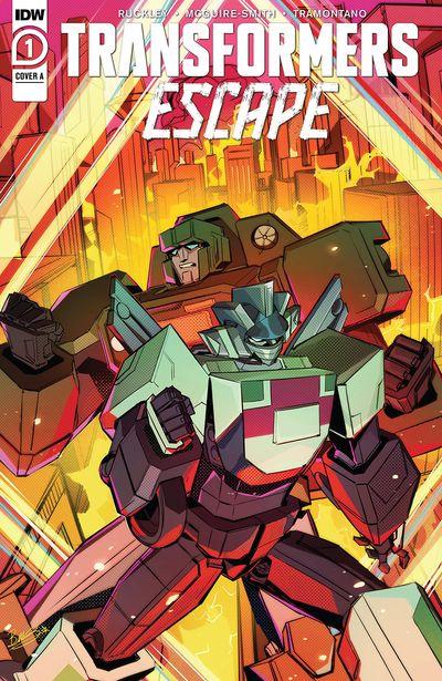 Transformers – Escape #1 (2020)