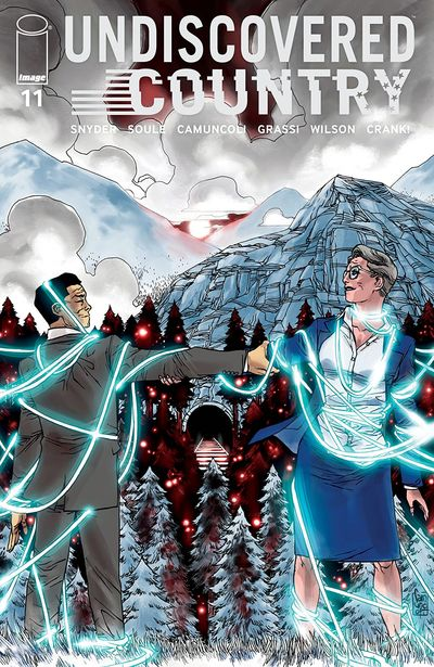 Undiscovered Country #11 (2020)