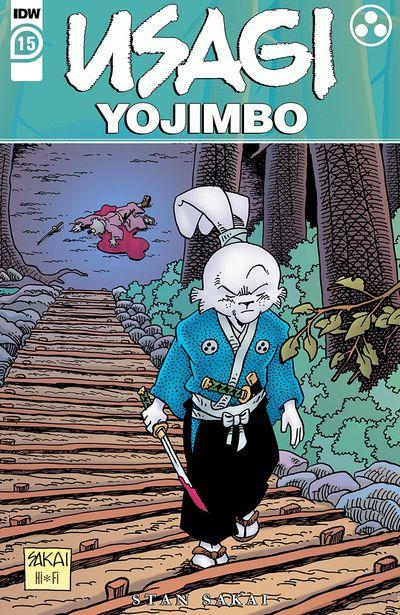 Usagi Yojimbo #15 (2020)
