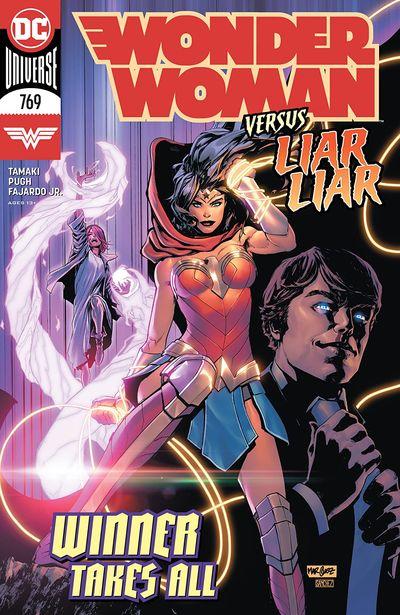 Wonder Woman #769 (2020)
