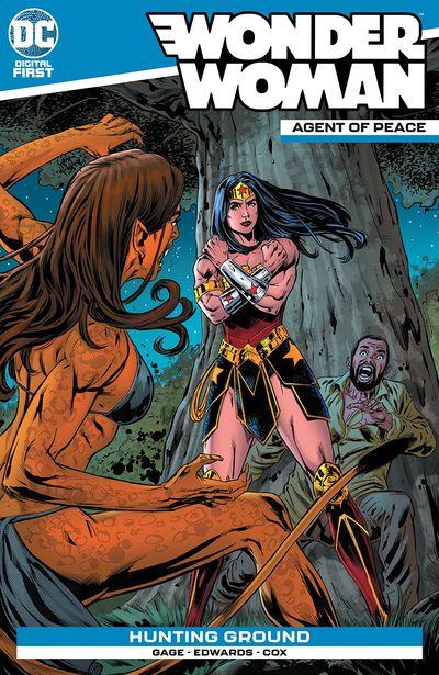 Wonder Woman – Agent of Peace #23 (2020)
