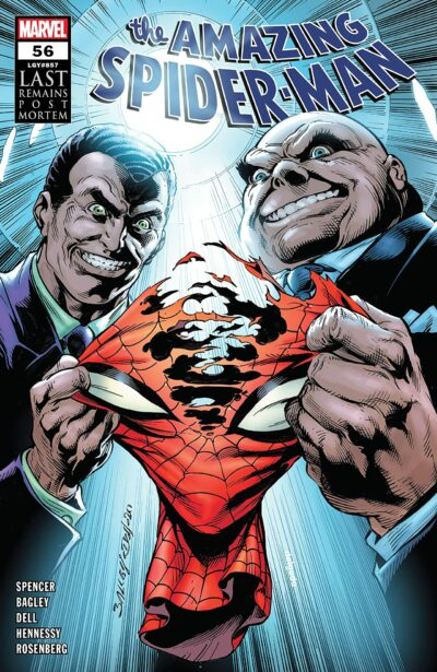 Amazing Spider-Man #56 (2021)
