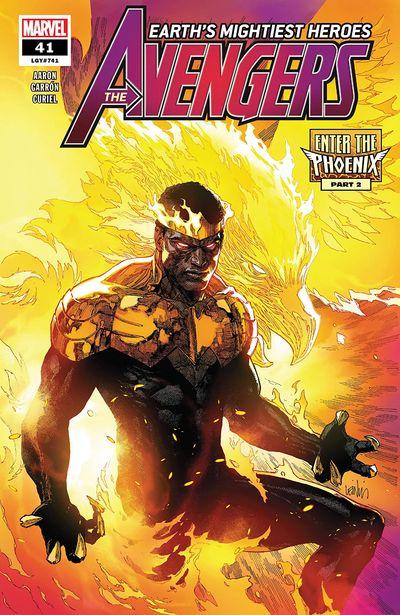 Avengers #41 (2021)
