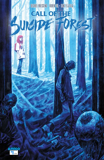 Call of The Suicide Forest #1 – 5 (2018)