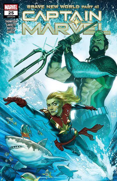 Captain Marvel #25 (2021)