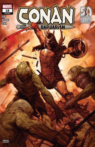 Conan The Barbarian #18 (2021)