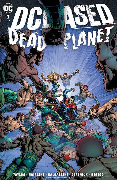 DCeased – Dead Planet #7 (2021)