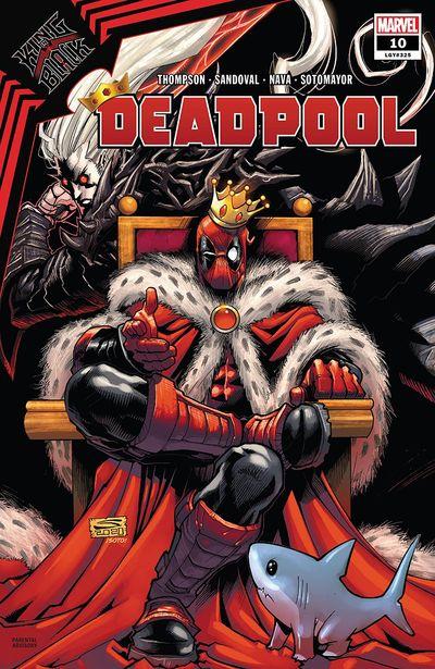 Deadpool #10 (2021)