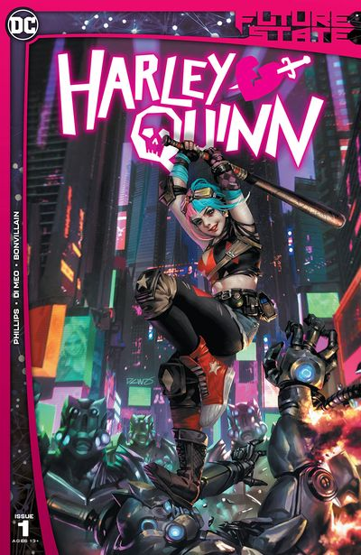Future State – Harley Quinn #1 (2021)
