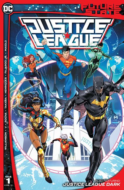 Future State – Justice League #1 (2021)