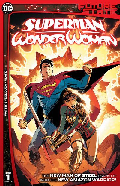Future State – Superman – Wonder Woman #1 (2021)