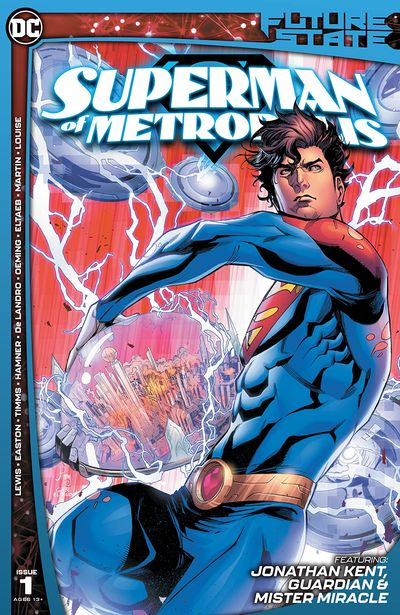 Future State – Superman of Metropolis #1 (2021)