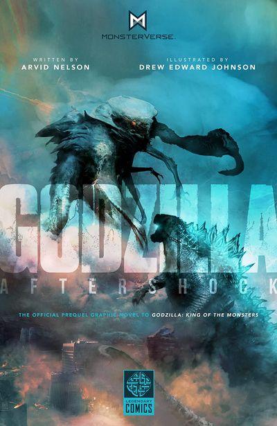 Godzilla – Aftershock (2019)