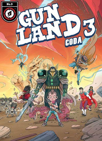 Gunland 3 – Coda #9 (2021)
