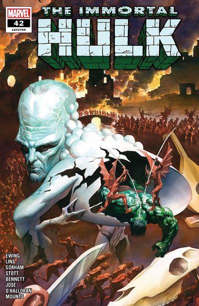 Immortal Hulk #42 (2021)