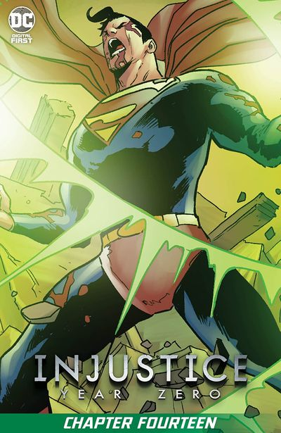 Injustice – Year Zero #14 (2021)