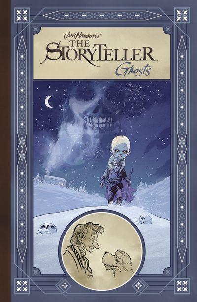 Jim Henson's The Storyteller – Ghosts (TPB) (2020)