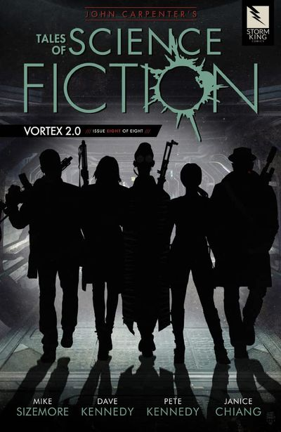 John Carpenter's Tales of Science Fiction – Vortex 2.0 #8 (2020)