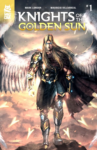 Knights of the Golden Sun #1 – 9 (2018-2021)