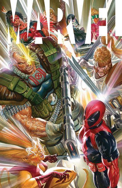 Marvel #4 (2021)