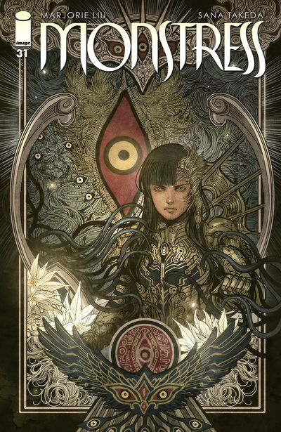 Monstress #31 (2021)
