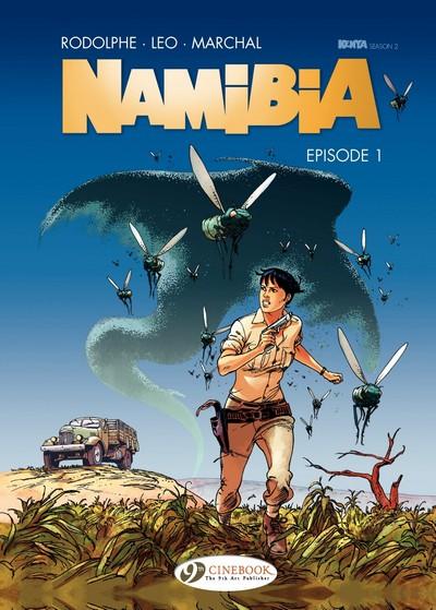 Namibia – Episode #1 – 5 (2015-2016)