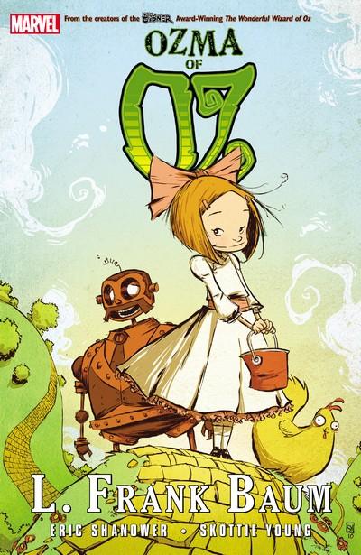 Oz – Ozma of Oz (TPB) (2011)