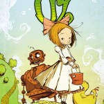 Oz – Ozma of Oz (TPB) (2011)