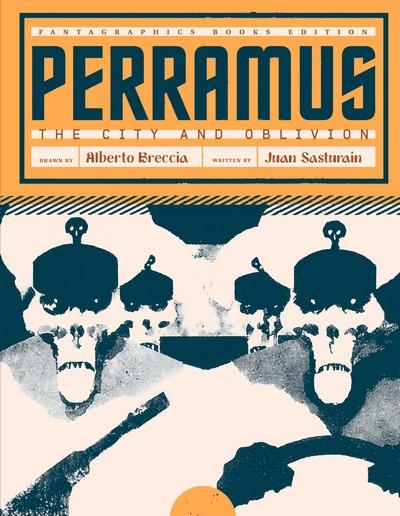 Perramus – The City and Oblivion (2020)