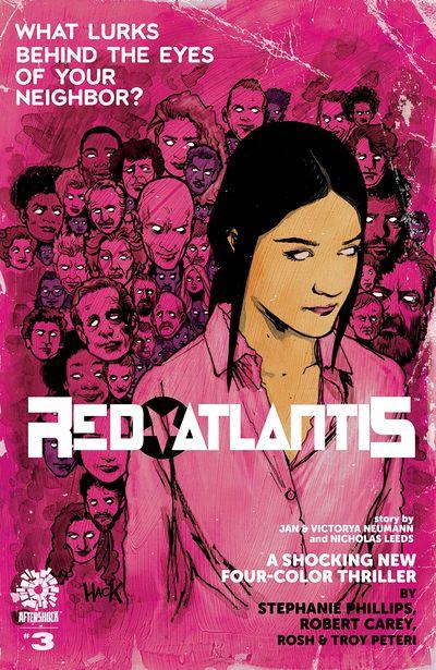 Red Atlantis #3 (2021)